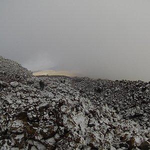 Petr T. na vrcholu Montaña Blanca (25.12.2020 11:43)
