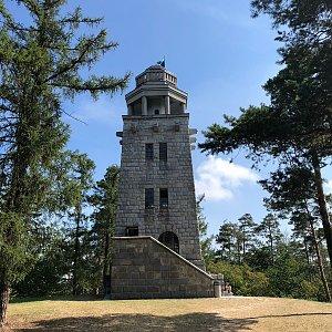 koc256 na vrcholu Strážiště (28.7.2018 10:22)