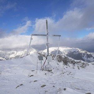martenzites na vrcholu Leobner (30.11.2019 12:48)