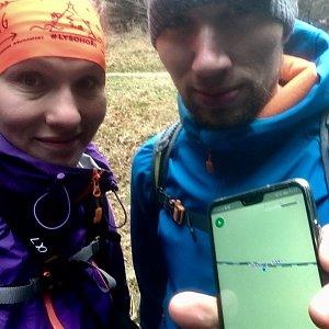 Kahule na vrcholu Šindelná (18.11.2018 11:30)