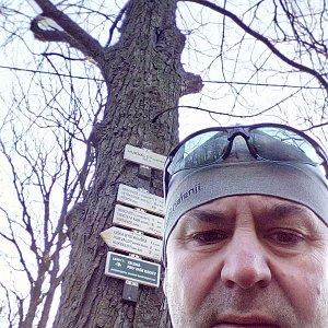 Li Be na vrcholu Kazničov (29.12.2020 11:52)