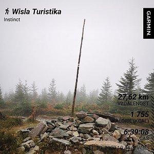 Medvěd Codiak na vrcholu Magurka Radziechowska (11.10.2020 13:35)