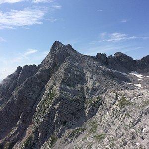 Iveta Steinerová na vrcholu Sommerstein (26.8.2019 14:30)