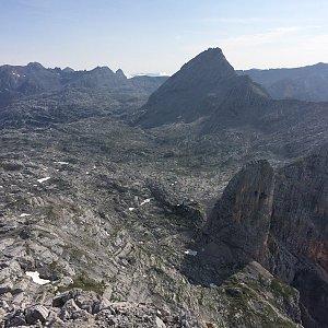 Iveta Steinerová na vrcholu Breithorn (27.8.2019 10:15)