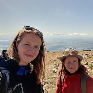 V+V Soklíci na vrcholu Babia Hora (14.9.2019 12:08)