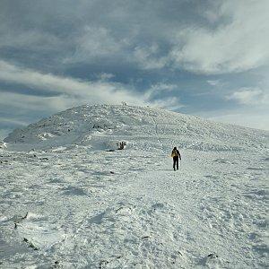 pa3k.soyka na vrcholu Babia Hora (16.2.2020 9:56)