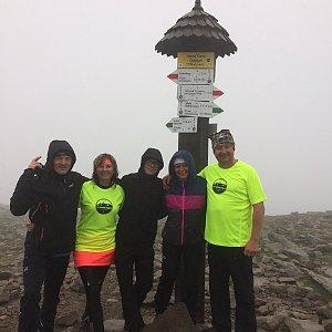 PePa na vrcholu Babia Hora (27.9.2018 11:32)