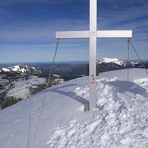 martenzites na vrcholu Osterhorn (15.2.2020 11:33)