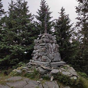 Miros na vrcholu Kněhyně (27.8.2020 18:59)
