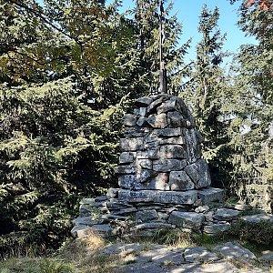 Dzanny na vrcholu Kněhyně (11.9.2021 15:00)