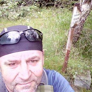 Li Be na vrcholu Vysoká hora (25.7.2020 16:15)