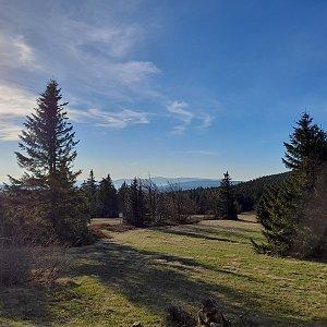 Milan Meravy na vrcholu Šerlich (9.5.2021 6:40)