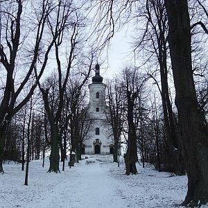 Patejl na vrcholu Uhlířský vrch (29.2.2020 13:02)