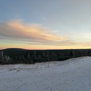 Zdeňka Máchová na vrcholu Sněžka (21.11.2020 14:44)