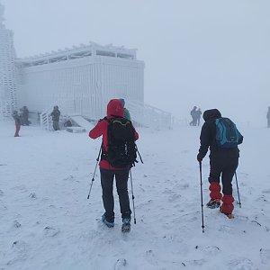 ckpaserak na vrcholu Sněžka (26.12.2020 9:12)