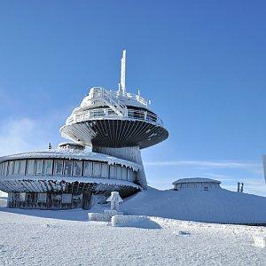 koc256 na vrcholu Sněžka (1.1.2014)