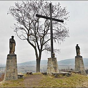 Pavel Martínek na vrcholu Brada (1.3.2014 10:21)