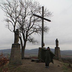 Iveta Válová na vrcholu Brada (10.3.2019 10:33)