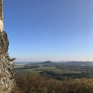 Martin Matějka na vrcholu Berkovský vrch (14.10.2019 15:46)