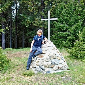 Patejl na vrcholu Lesný (19.5.2020 17:06)