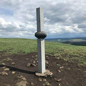 Ivetast na vrcholu Oblík (15.5.2021 15:25)