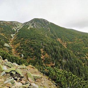 Vladimír Grančay na vrcholu Luční hora (29.10.2019 14:40)
