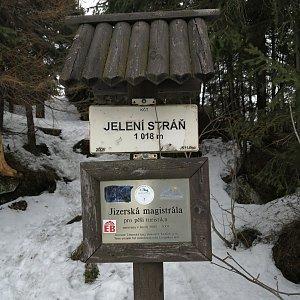 Jiří Tomaštík na vrcholu Jelení stráň (24.4.2021 14:49)