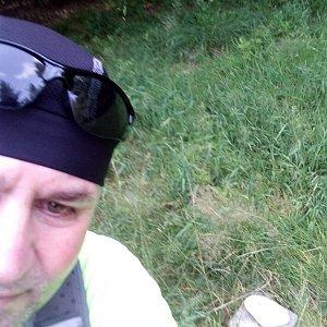 Li Be na vrcholu Kyčera u Morávky (13.7.2021 18:09)