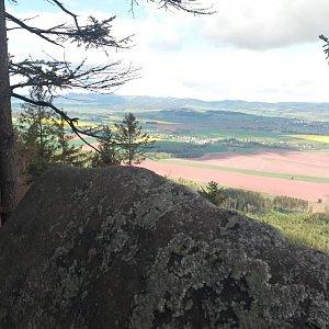 Dolfa na vrcholu Modrý kámen (12.5.2020 11:08)