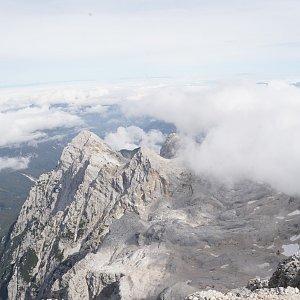 Patejl na vrcholu Mali Triglav (2.10.2021 12:00)