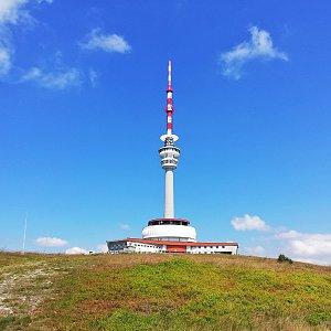Martin Vlček na vrcholu Praděd (26.7.2019 14:51)