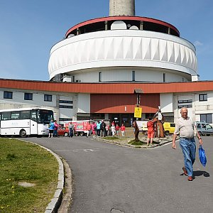 krupjan na vrcholu Praděd (30.5.2018 12:00)
