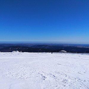 Jirka M. na vrcholu Praděd (27.2.2019 12:11)