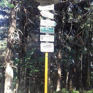 Markét na vrcholu Čertův mlýn (14.5.2018 16:04)