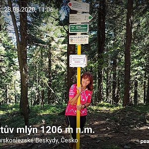 Priserka-xxl na vrcholu Čertův mlýn (28.8.2020 20:37)