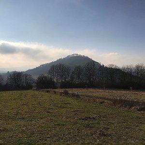 Martin Matějka na vrcholu Skalický vrch (31.12.2020 14:25)