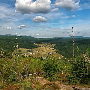 "Zdeněk ""DrakMrak"" na vrcholu Bukovec (5.8.2019 10:45)"
