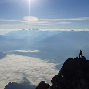 martenzites na vrcholu Grimming (12.9.2020 8:46)