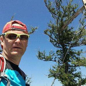 ZetBé na vrcholu Mahdlgupf (31.7.2020 13:38)