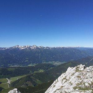 martenzites na vrcholu Kreuzkogel (12.6.2020 9:38)