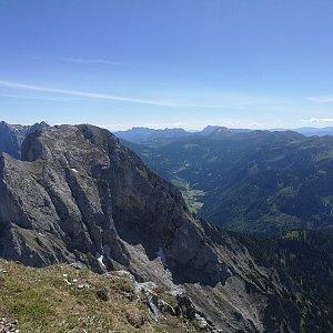 martenzites na vrcholu Sparafeld (12.6.2020 10:58)