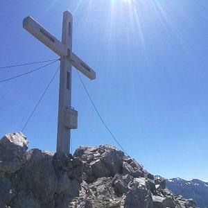 martenzites na vrcholu Hahnstein (12.6.2020 13:50)