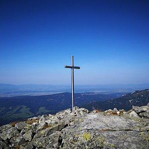 Pepino na vrcholu Malá Brestová (15.9.2020 14:35)
