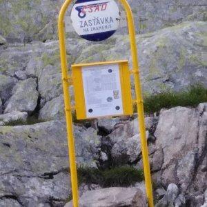 Radek na vrcholu Rysy (2.8.2020 6:36)