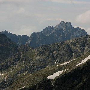 Bouřka na vrcholu Priečna veža (27.6.2020 12:01)