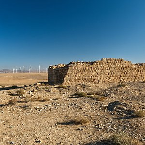 "Zdeněk ""DrakMrak"" na vrcholu خربة الدوسق (Al-Dawsaq) (19.11.2019 7:52)"