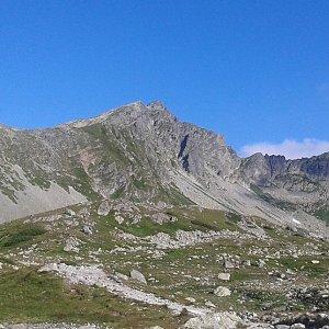 ŠenovKK na vrcholu Kôprovský štít (25.7.2019 9:22)
