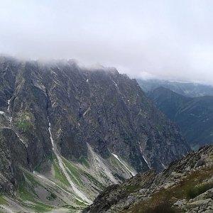 Dana na vrcholu Kôprovský štít (24.7.2019 12:44)