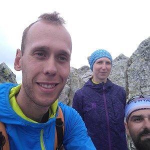 Radek na vrcholu Kôprovský štít (31.7.2020 15:31)