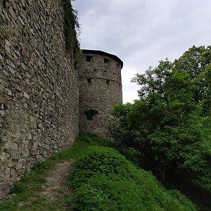 ŠenovKK na vrcholu Hukvaldy - hradní vrch (28.5.2021 12:27)